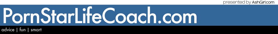 PornStarLifeCoach.com Logo